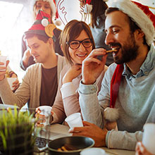 7 strategies for healthy holiday eating