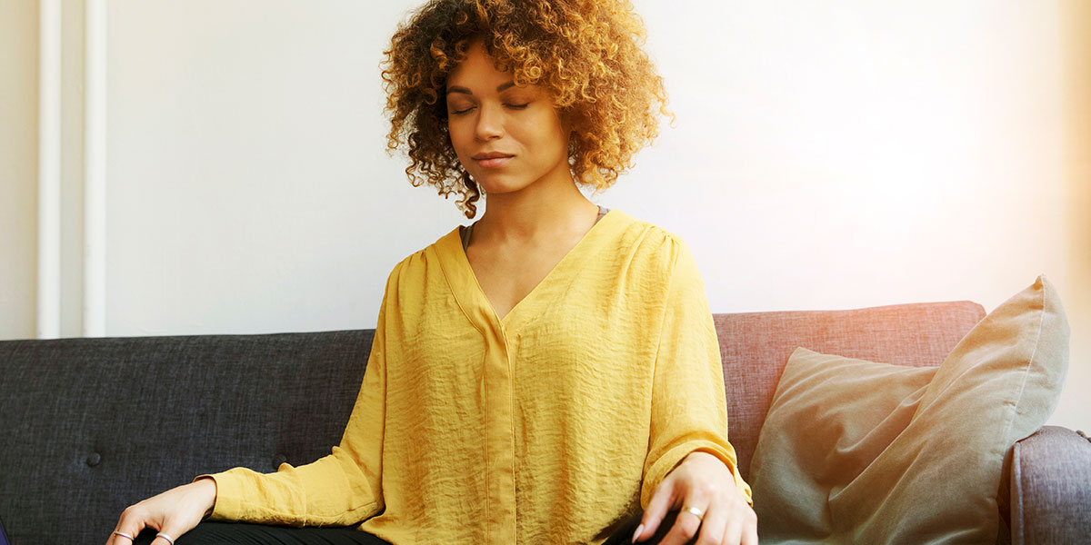 4 simple ways to practise self-care and reduce stress