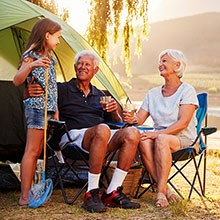 How to plan a vacation with your grandkids
