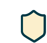 Heart and crest symbol